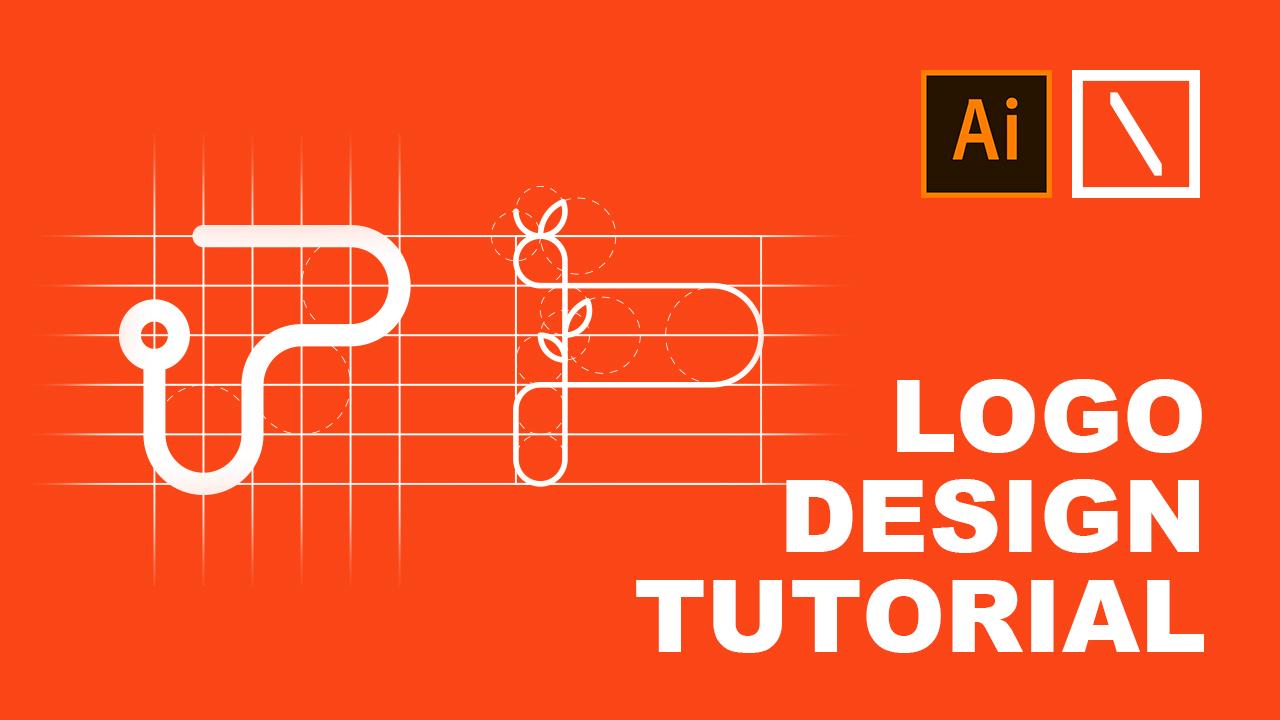 iP Logo Design Tutorial | Adobe Illustrator